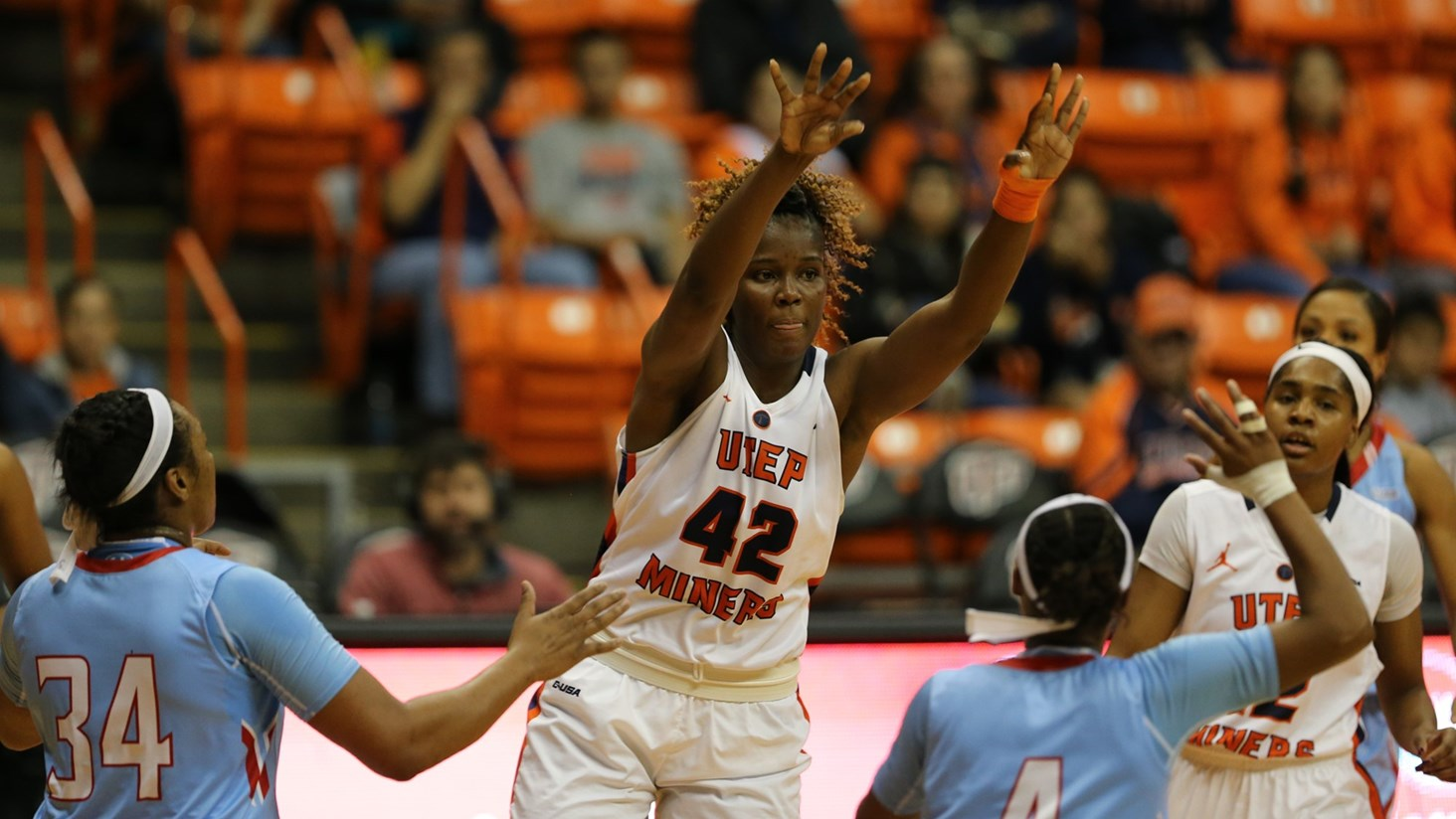 UTEP Women's Basketball To Host Sul Ross State In Exhibition Contest Sunday