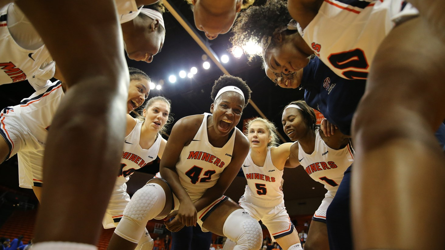 8b3350bbb33 UTEP Women's Basketball Notes / Game 30 / Vs. Southern Miss (C-USA ...
