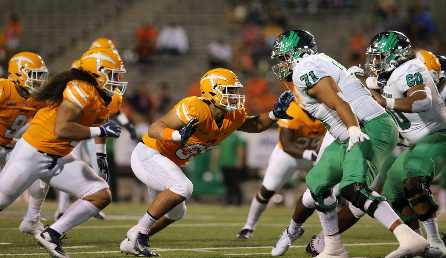 UTEP Football Notes/Game 8/Rice - The University of Texas at