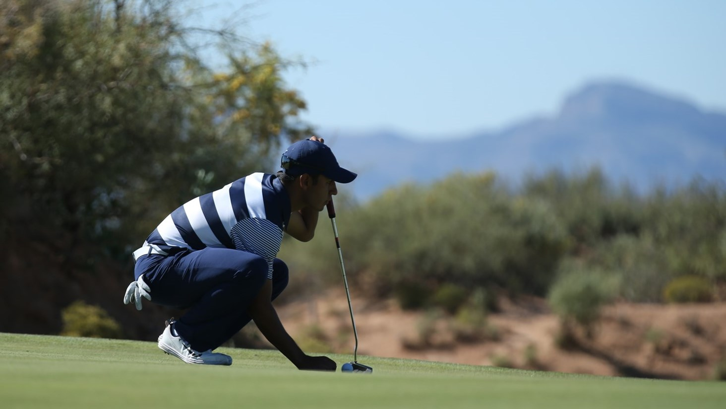 Miner Golf Completes Round One of Western Intercollegiate