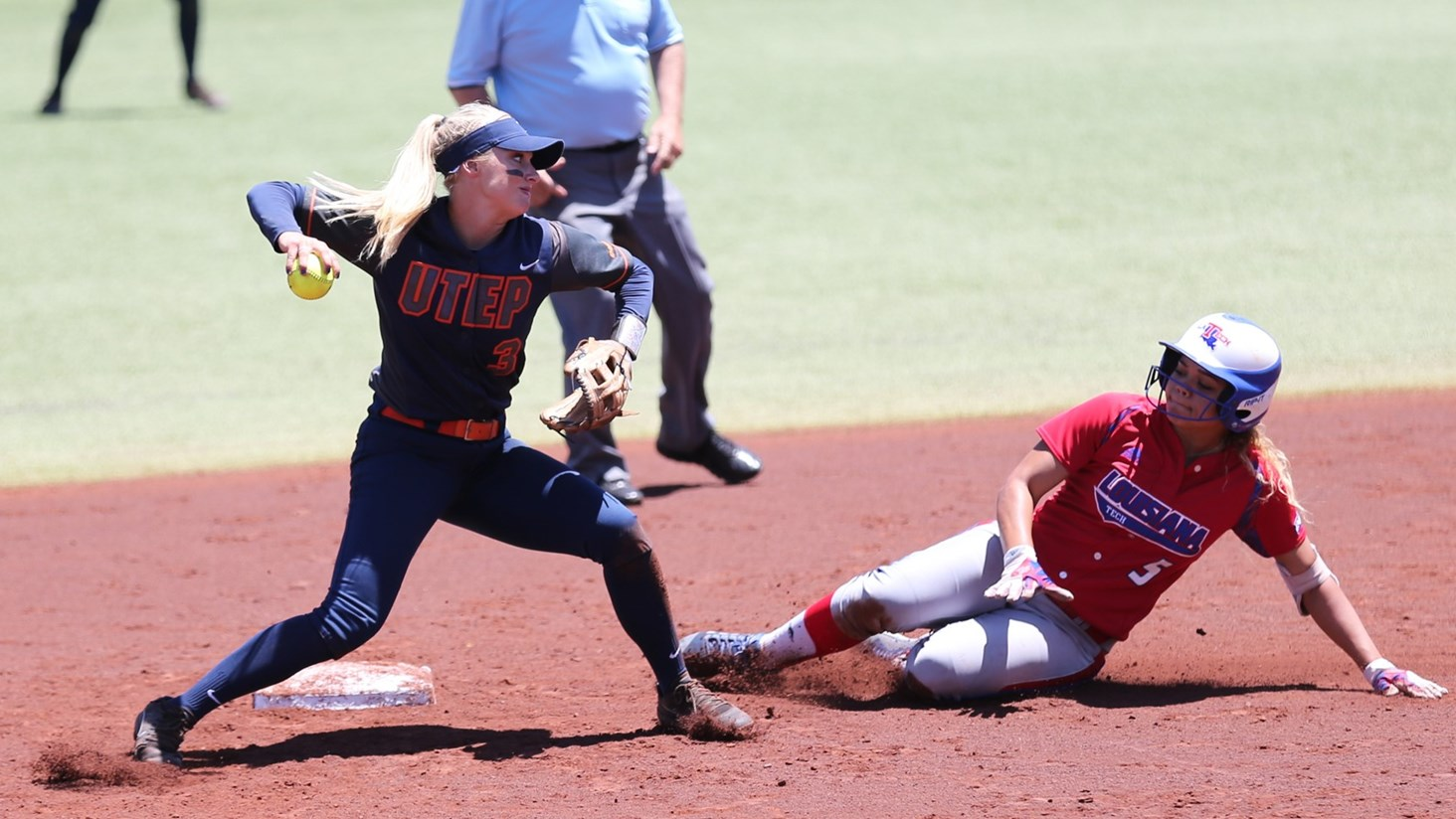 UTEP Softball's Clayton Named NFCA All-Region South