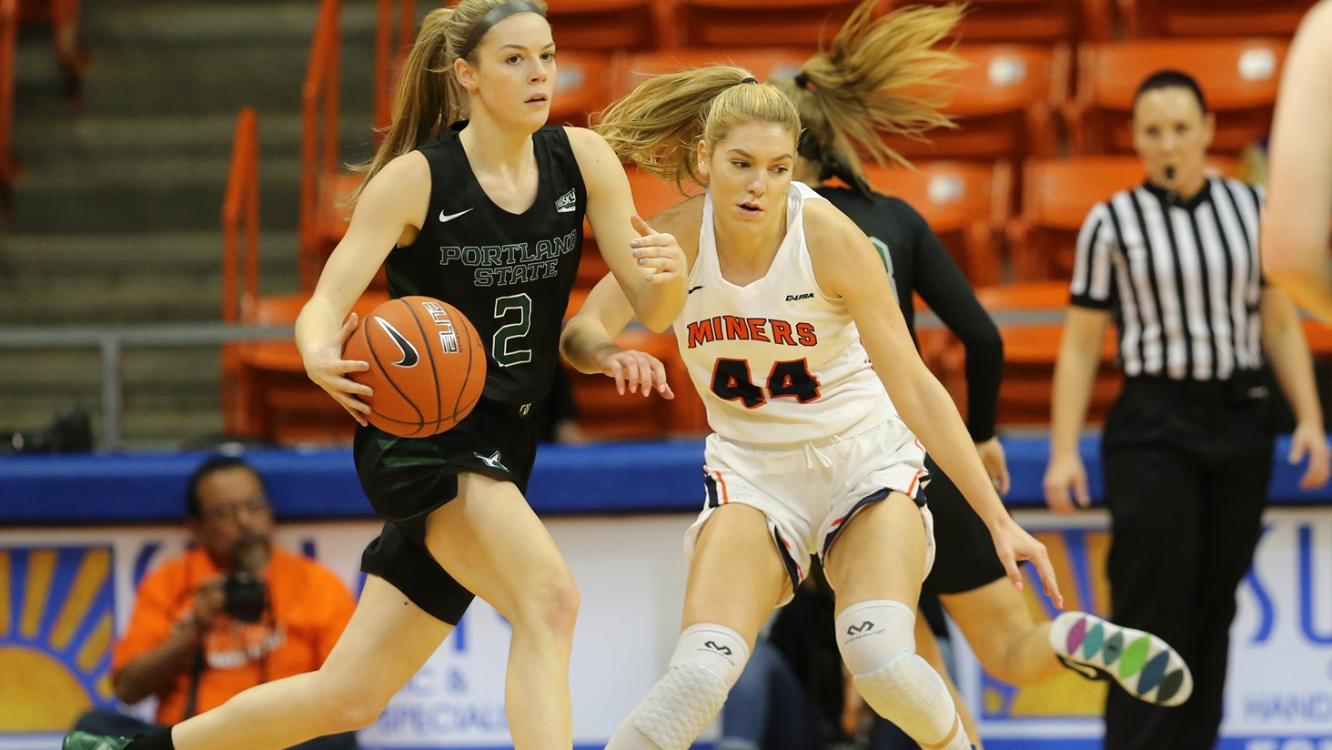 1df950f45dc UTEP Women's Basketball Notes / Game 18 / Middle Tennessee - The ...